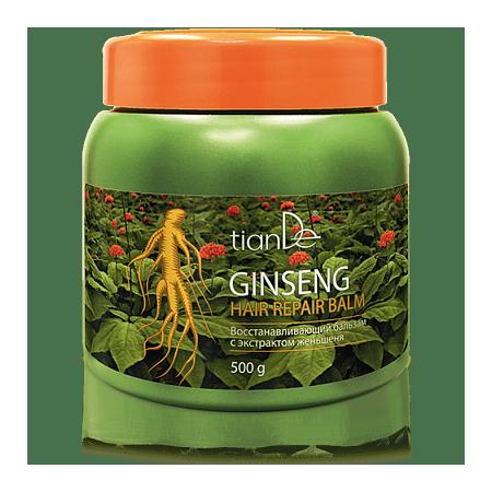 Balsam regenerant cu rădăcina de ginseng, 500 g