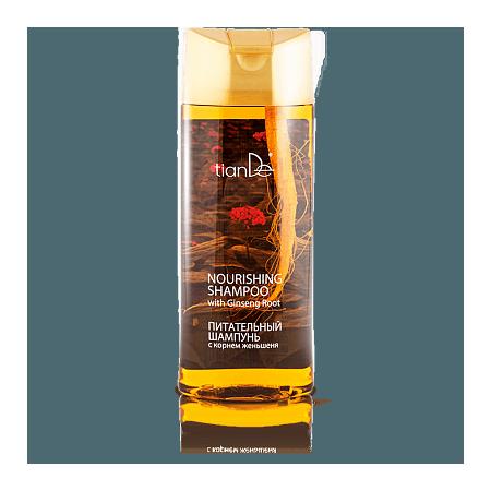 Șampon nutritiv cu rădăcină de Ginseng, 450 ml