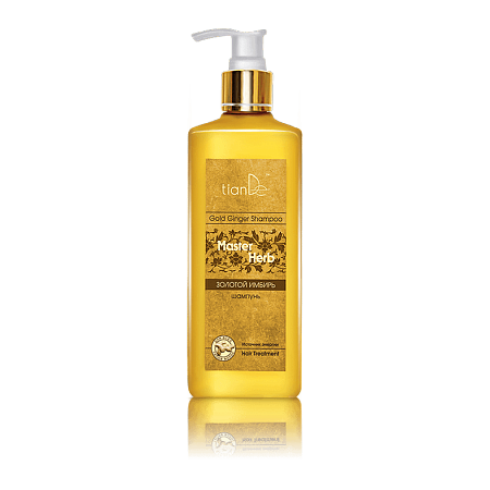 Șampon «Gold Ginger», 300 ml