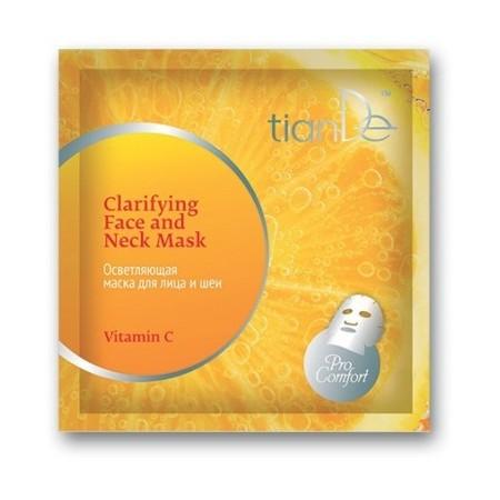 Mască iluminatoare pentru față și gât «Vitamina C», 35 g