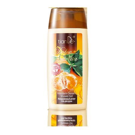 Gel de duș «Desert de Mandarine», 200 ml