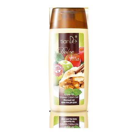 Cremă-gel de duș «Plăcintă cu mere», 200 ml