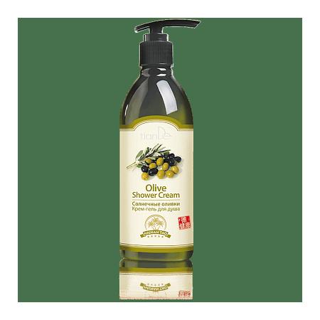 Cremă-gel de duș «Olive», 350 g