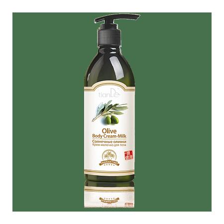 Cremă-lapte pentru corp «Olive», 350 g