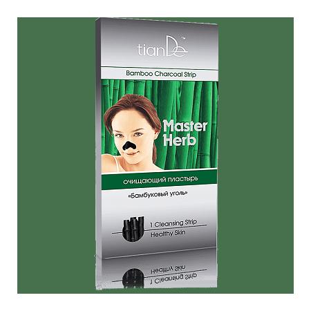 Plasturi pentru curățarea nasului «Bamboo Charcoal», 1 buc