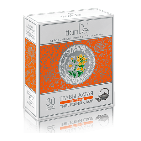 Ceai de plante Colectia Tibetana