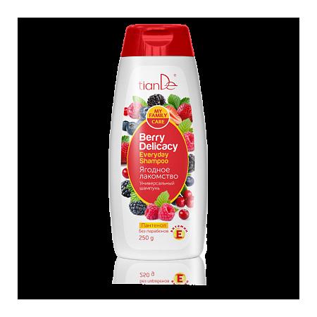 Sampon universal delicatesa de fructe 250G-PT.PAR NORMAL