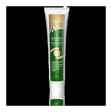 Crema de corp PLASTURE LICHID , 125 gr