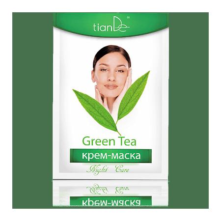 Cremă-mască «Ceai Verde», 18 g