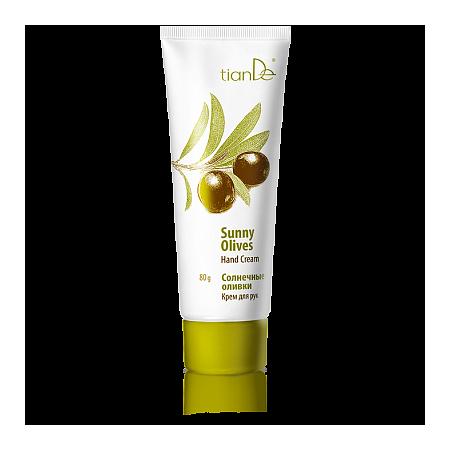 Cremă de mâini «Olive», 80 g