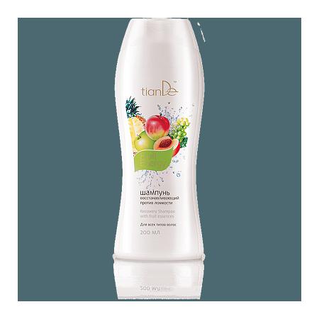 Șampon regenerant anti-rupere «Energia Fructelor», 200 ml