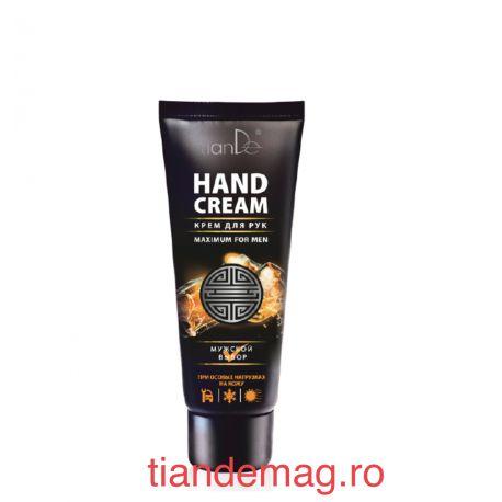 Crema de mâini pentru bărbați