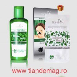 Rezolvarea tenului acneic